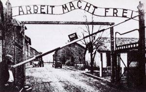 auschwitz-portail